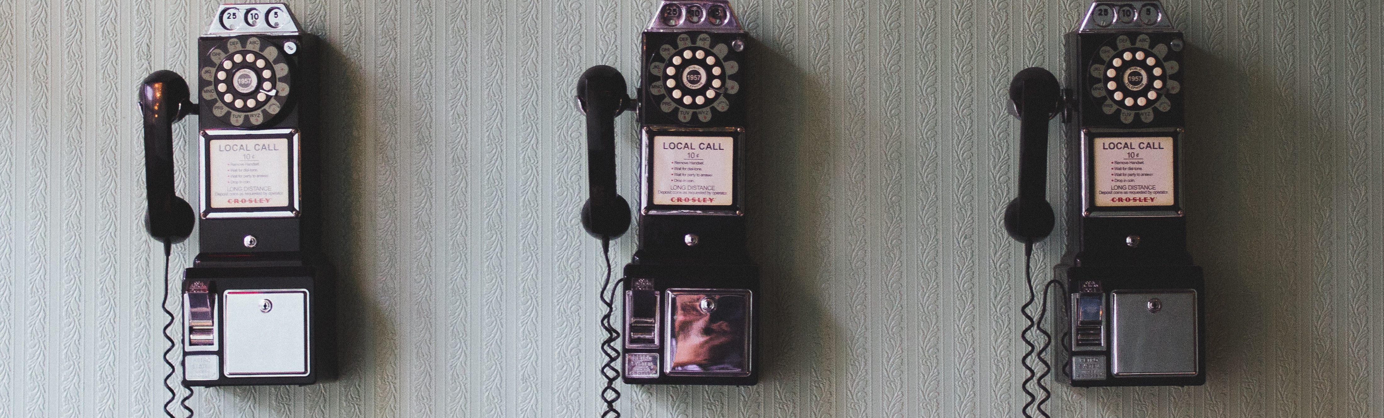 minder telefonie